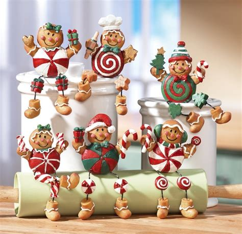 gingerbread theme decorations decor collections etc and on