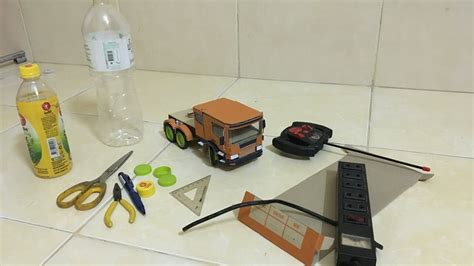Jual Rc Truck Container Scania by Rc Truck Scania Container Make At Home Part 1 Scratch