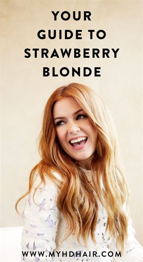 strawberry blonde hair color formula strawberry blonde knows who it suits and loves and it s