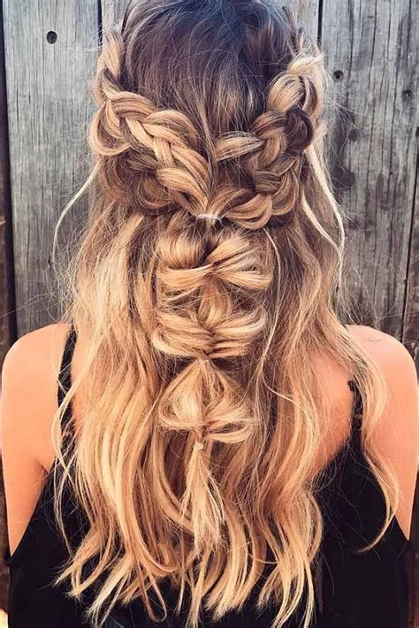 Bohemian Hairstyles by 27 Hairstyles For Thin Hair Fashion Daily