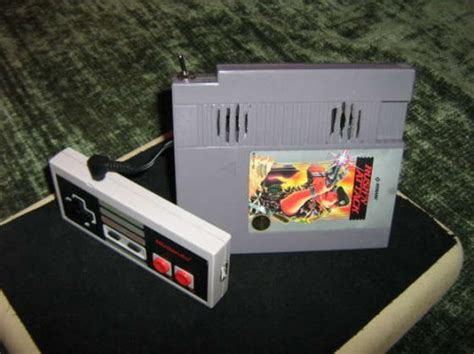 game console mod tdm diy hack how to make an nes game cartridge harmonica or