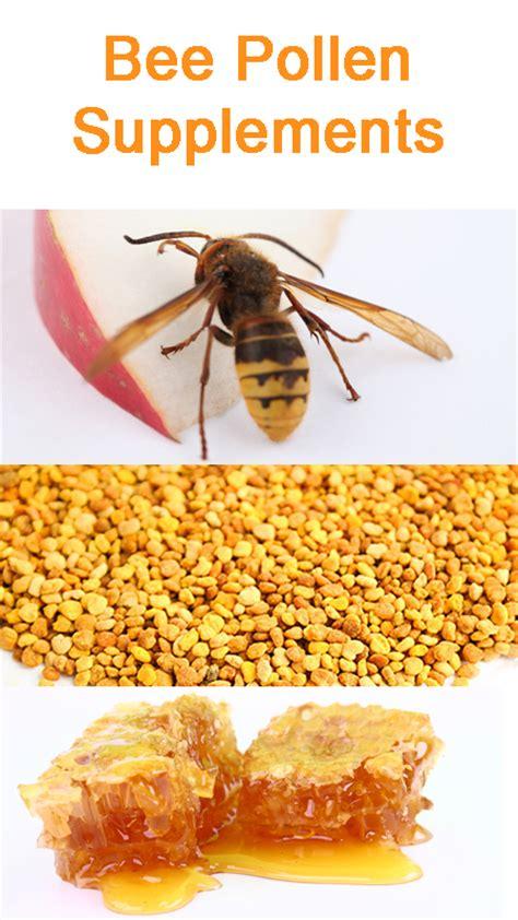 Bee Pollen Detox Symptoms by Bee Pollen Supplements