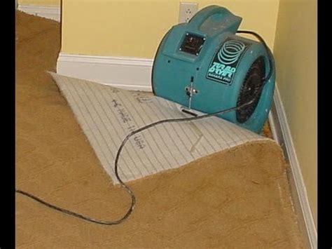 drying basement after flood how to a flooded carpet water damage flooded