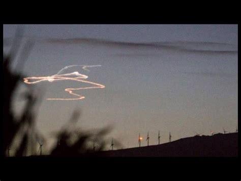 imagenes raras en el cielo hawai estas raras luces en el cielo causaron gran impacto