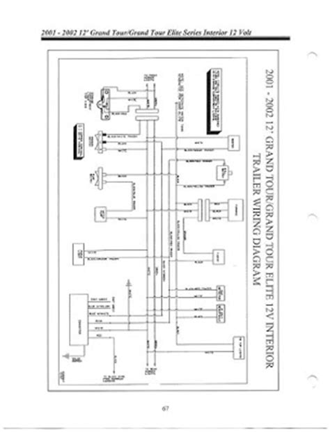 pop up trailer wiring diagram 28 images flagstaff