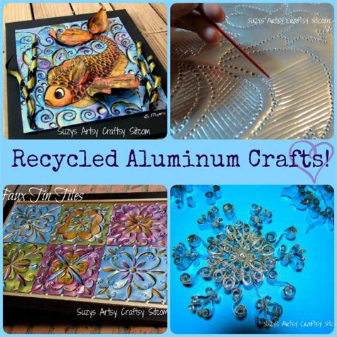 different craft ideas for recycled craft ideas using disposable cookie sheets