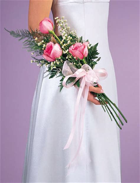 Simple Bridesmaid Flowers by Viva Las Vegas Wedding Chapels Gorgeous Wedding Flowers
