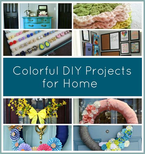 diy projects for craftionary