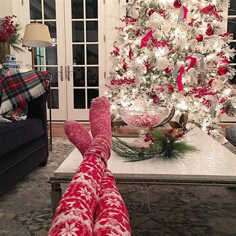 instagram post  rach parcell pink peonies atrachparcell christmas jammies christmas