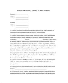 release of liability agreement template doc 400518 liability agreement sle release of