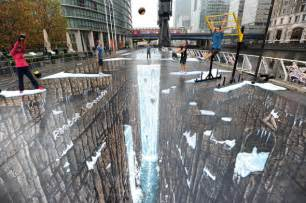 paint world on cool math a new world record breaking 3d chalk drawing by reebok