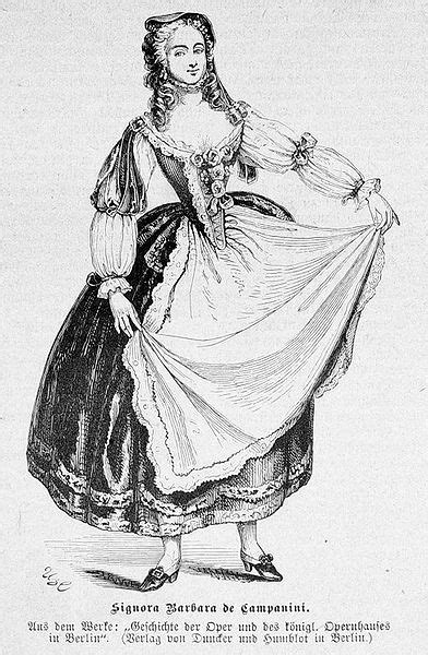 Barbara Campanini | 18 век en 2019 | Танец, Танцы et Картинки