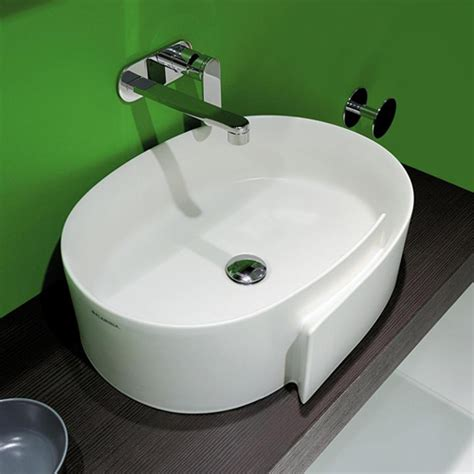 Ceramic Countertop Washbasin by Flaminia Roll
