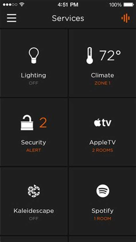 savant home automation home automation system and android