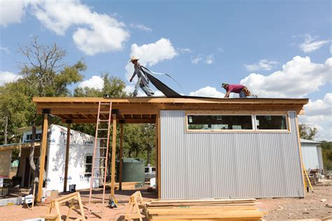 tiny house problems texas is using tiny houses to solve a big problem