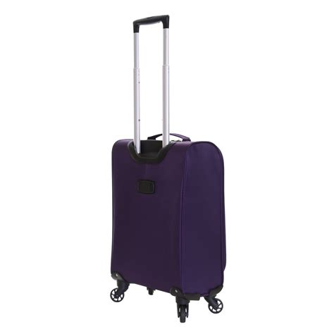 it lightweight cabin luggage lightweight 4 wheeled large cabin trolley luggage
