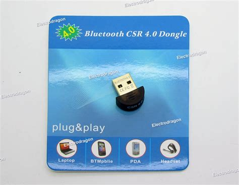 Bluetooth Csr 4 0 Dongle csr usb bt 4 0 bluetooth dongle electrodragon