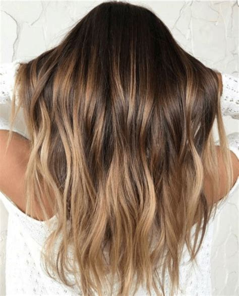 how long will it take for highlights to fade best 25 balayage brunette ideas on pinterest brunette