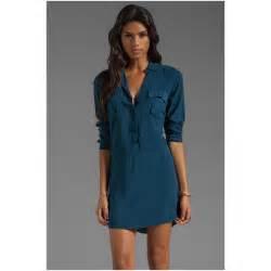 splendid long sleeve shirt dress for women mmclothblog