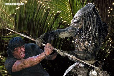 film rambo predator shut up and watch the movie