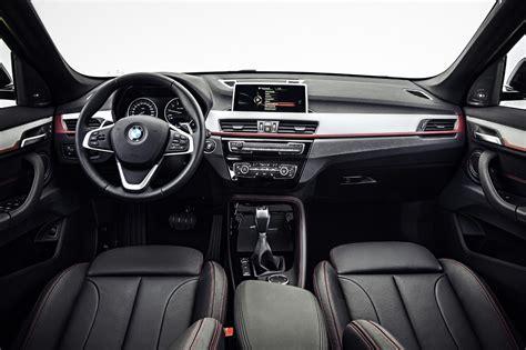 Active X2 Black W Greyred nuova bmw x1 2016 interni italiantestdriver