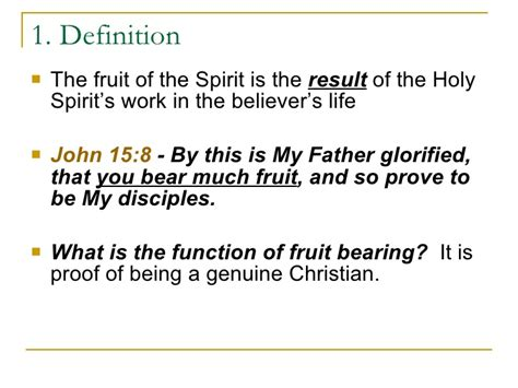 9 fruit of the spirit the fruits and gifts of the holy spirit