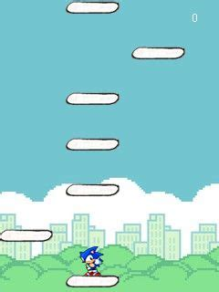 doodle jump free java sonic jump doodle jump mod java for mobile sonic