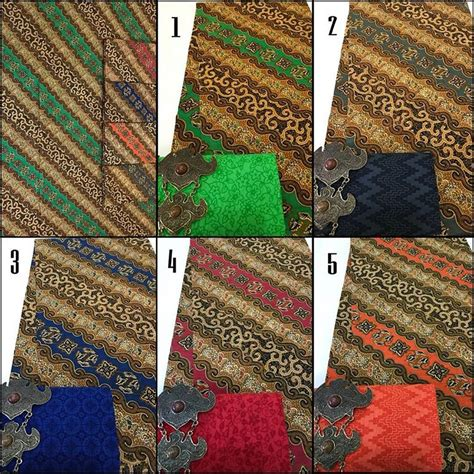 Kain Batik Pastel 18 kain batik pekalongan batik motif parang warna pastel ka2 79 batik pekalongan by jesko batik
