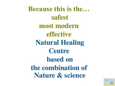 simply health harnessing the healing power of nature books power point presentation holistic health means