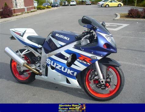 Suzuki Gsxr 2003 2003 Suzuki Gsx R 600 Moto Zombdrive