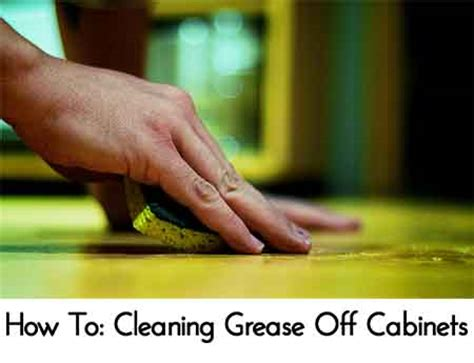 how to remove grease off kitchen cabinets how to cleaning grease off cabinets lil moo creations