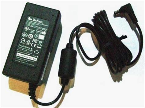 Mesin Edc Verifone power adapter for edc verifone 9v 4a toko sigma
