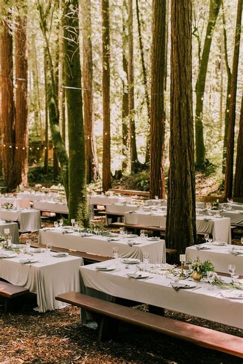 Forest Wedding Concept eclectic sentimental forest wedding robert