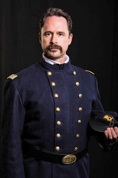 theater review chamberlain  civil war romance