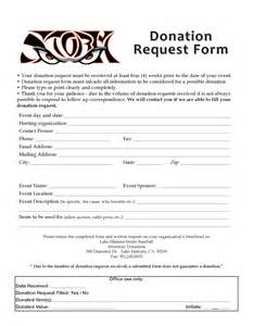 template for donation form donation form exle selimtd