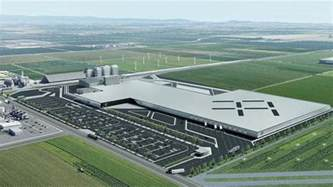 Electric Car Company In Hanford Ca Faraday Future Leases Million Square Foot California Plant