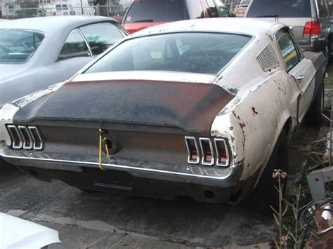 ford mustang restoration project for sale uk 67 mustang fastback project car for sale autos post