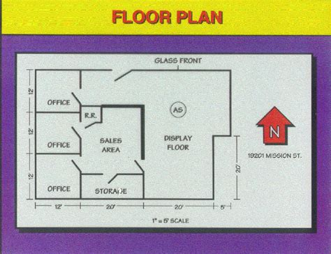 how can i draw a floor plan on the computer floor plan