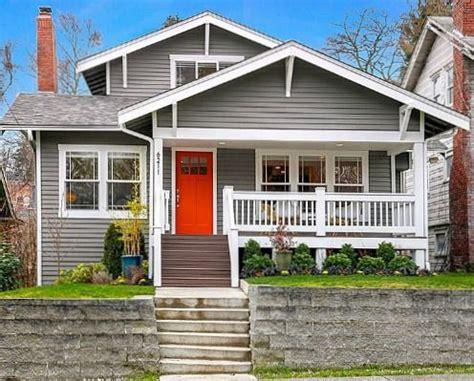 seattle ravenna autumn color craftsman exterior painting 50 best images about bungalow on pinterest stucco