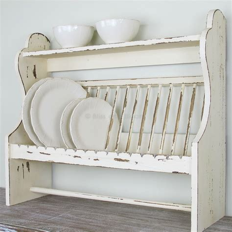 Plate Shelf wooden plate rack shelf bliss and bloom ltd