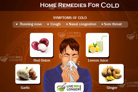 top 15 proven home remedies for cold