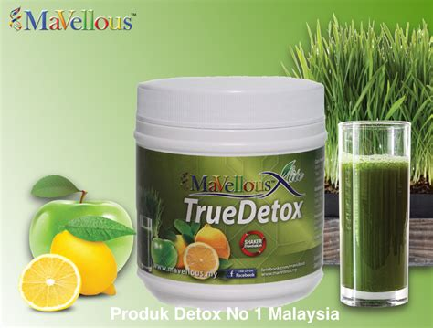 Mavellous True Detox Kkm by Glades Skin Care Mavellous True Detox