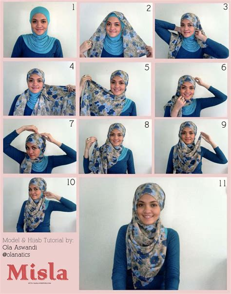 tutorial pashmina cashmere the 128 best images about how to wear hijab on pinterest