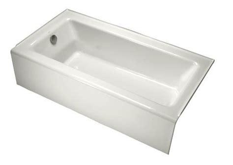kohler steel bathtubs archer tub by kohler terry love plumbing remodel diy