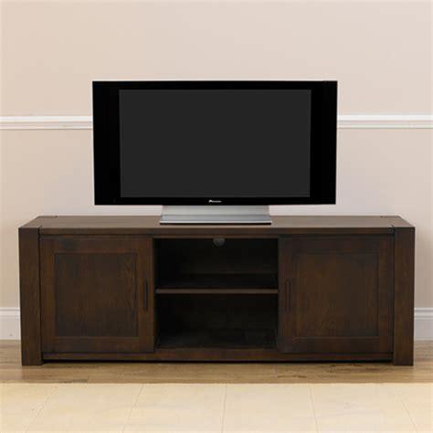 Corner Tv Wall Cabinet Milan Dark Oak Tv Unit 14051 Furniture In Fashion