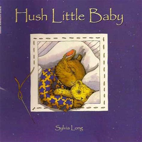 hush a bye baby new books for newborns books storybook template