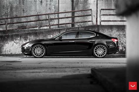 maserati vossen maserati ghibli on vossen vfs2 wheels prestige wheel