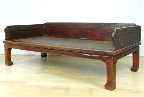 opium couch antique chinese opium day bed sofa couch frame furniture