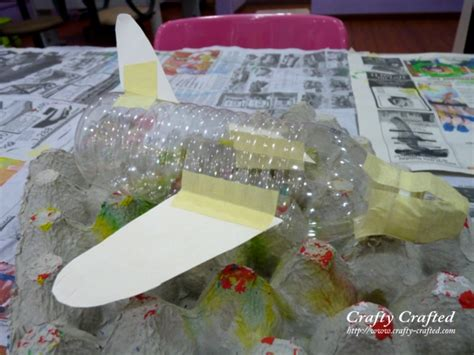 How To Make A Paper Mache Airplane - how to make a paper mache airplane 28 images crafty