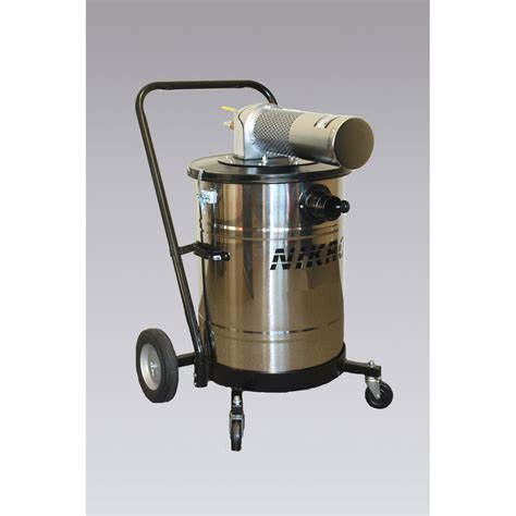 Is There Air In A Vacuum Nikro Aws15150 Stainless Steel Pneumatic Vacuum